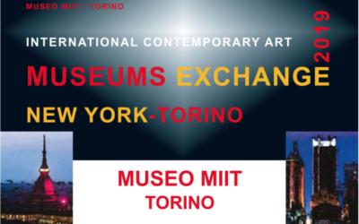 ARTE CONTEMPORANEA INTERNAZIONALE   SCAMBIO DI MUSEI. NEW YORK-TORINO