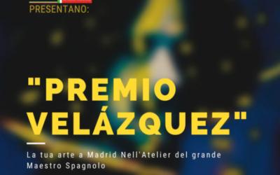 'PREMIO VELAZQUEZ' – APPA GALLERY ATELIER VELAZQUEZ – MADRID – DOPPIA SESSIONE: DAL 7 AL 23 NOVEMBRE E DAL 28 NOVEMBRE AL 14 DICEMBRE 2019