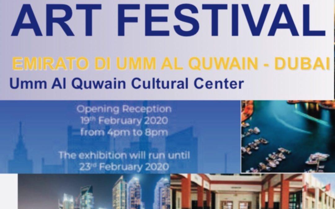 Emirates Art Festival 23/2/2020