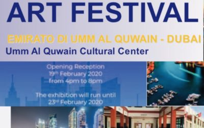 Emirates Art Festival 23/2/2020