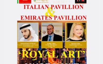 """Royal Art"" Museo MIIT Torino 17-23/9/2020"